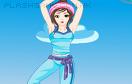 時尚瑜伽女孩遊戲 / Fashion Yoga Girl Game
