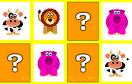 動物翻牌遊戲 / Animal Memory Game Game