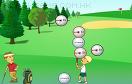 高爾夫接球賽遊戲 / 高爾夫接球賽 Game