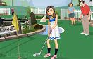 打高爾夫的女孩遊戲 / 打高爾夫的女孩 Game