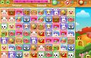 可愛小動物連連看遊戲 / Cute Animals Link Game
