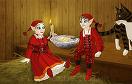 聖誕精靈情侶遊戲 / 聖誕精靈情侶 Game