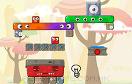 怪物島上的紅方塊4遊戲 / 怪物島上的紅方塊4 Game