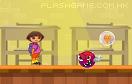 朵拉開學大冒險遊戲 / Dora School Adventure Game