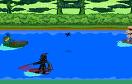 忍者神龜河上激戰遊戲 / 忍者神龜河上激戰 Game