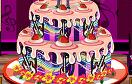 芭比歌手蛋糕裝飾遊戲 / 芭比歌手蛋糕裝飾 Game